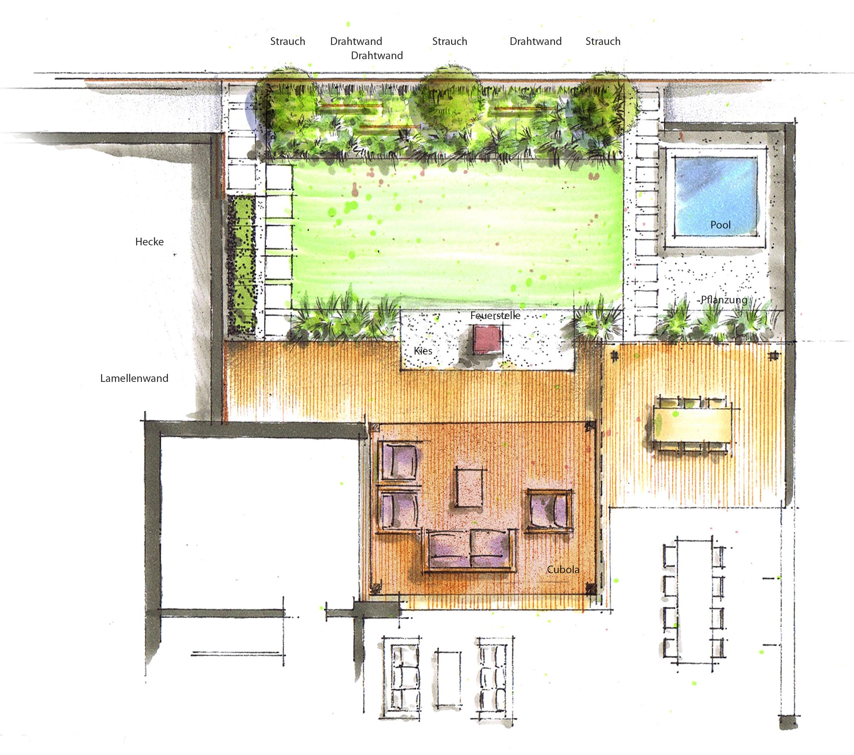 Wecken Sie Emotionen Mit Unseren Plänen Und Präsentieren Sie Ihrem Kunden  Seinen Neuen Wohn  Und Gartenraum.